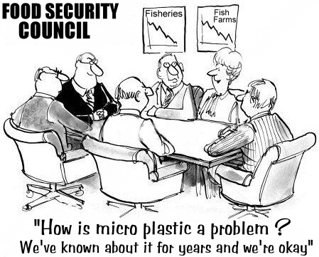 Food security council ignoring the problem