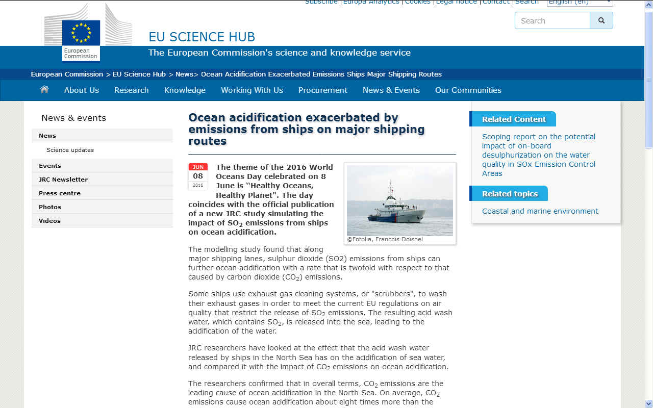 EU European Commission's science and knowledge hub